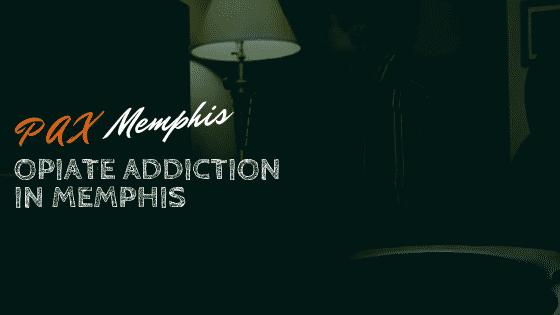 opiate addiction Memphis