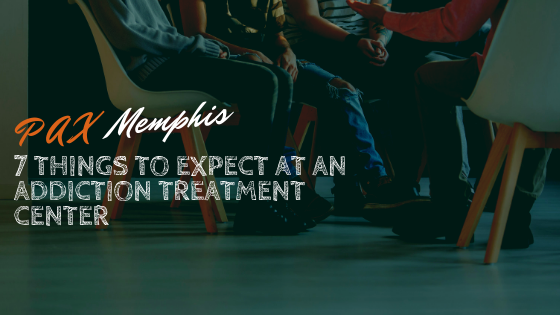 7 Things to Expect at an Addiction Treatment Center
