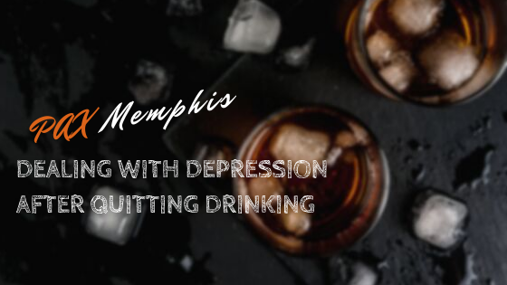 Dealing With Depression After Quitting Drinking