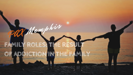 Family Roles: The Result of Addiction in the Family
