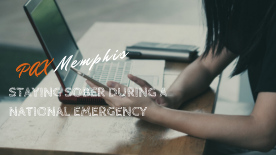 How to Stay Sober During a National Emergency